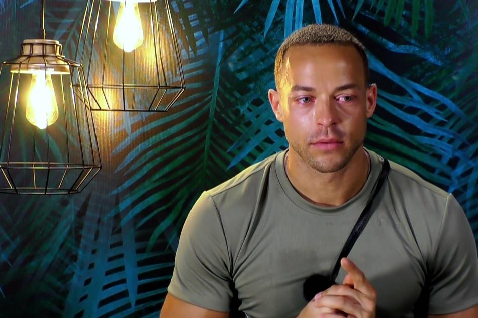 Und auch Andrej Mangold (34) bekam feuchte Augen, als Gina-Lisa (34) offenbar seinetwegen die Villa verlassen hatte.