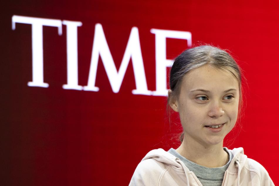 Greta Thunberg, Umweltaktivistin und Schülerin aus Schweden, wurde mit einem Preis im Wert von einer Million Euro ausgezeichnet.