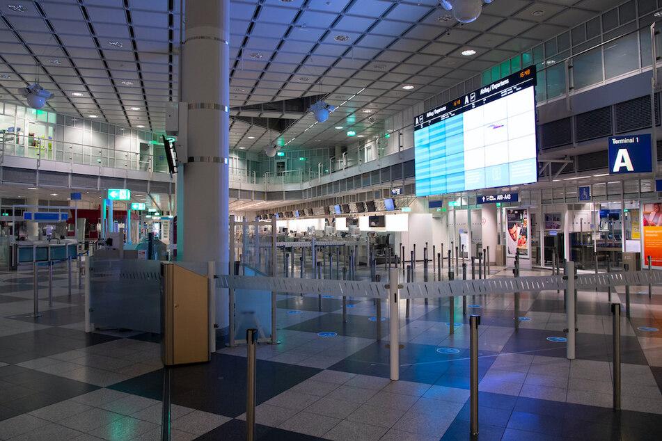 So wenig Passagiere wie zuletzt vor 30 Jahren! Bayerns Flughäfen im Rekord-Tief
