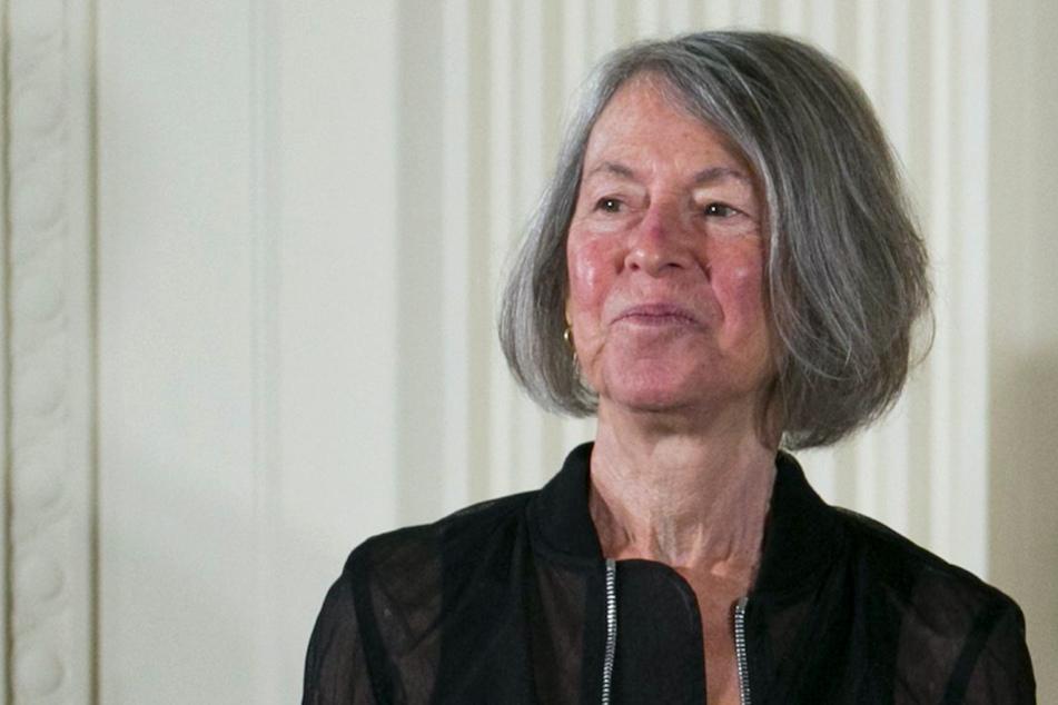 Die amerikanische Poetin Louise Glück (77) erhält in diesem Jahr den Literaturnobelpreis.