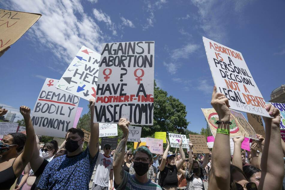 Texas doctor who defied abortion ban gets sued for two wildly different reasons