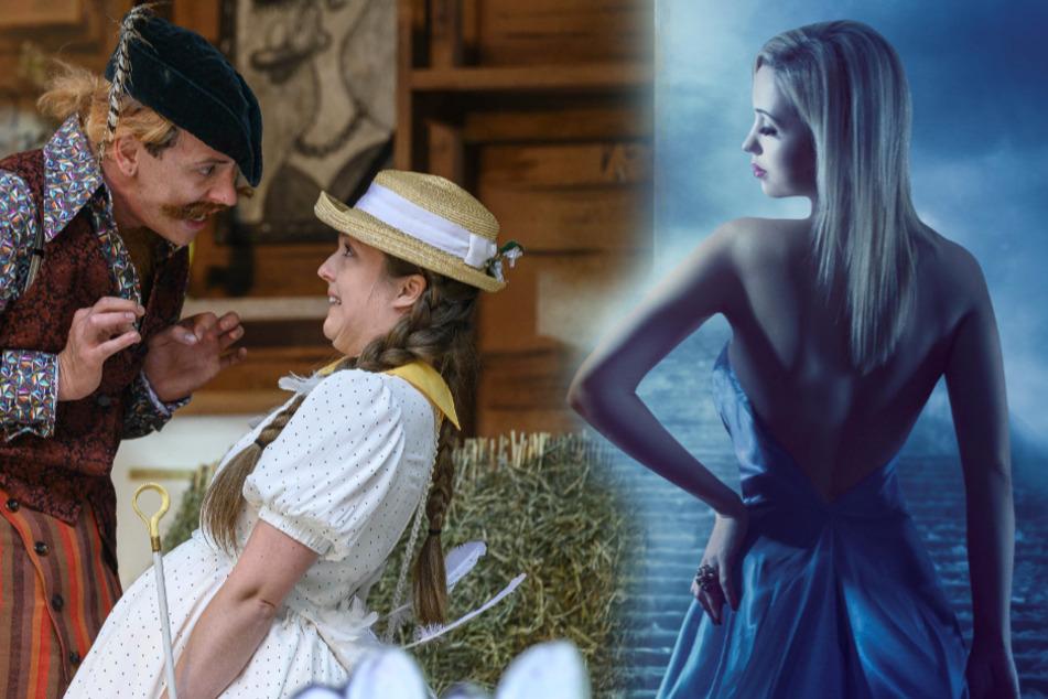 Familientheater, ein verrücktes Schloss und noch mehr: Sieben Tipps zum Sonntag