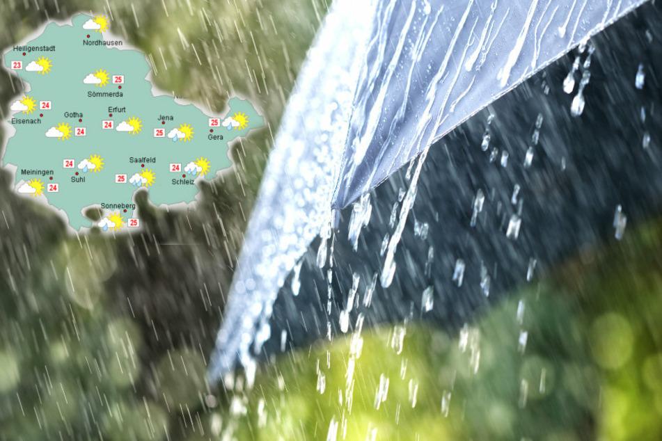 So wird das Wochenend-Wetter in Thüringen