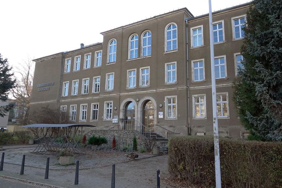 Die Oberschule Gablenz ist wegen Corona dicht.