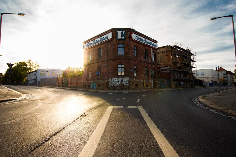 Die Leipziger Baumwollspinnerei ist ein Kunstzentrum.