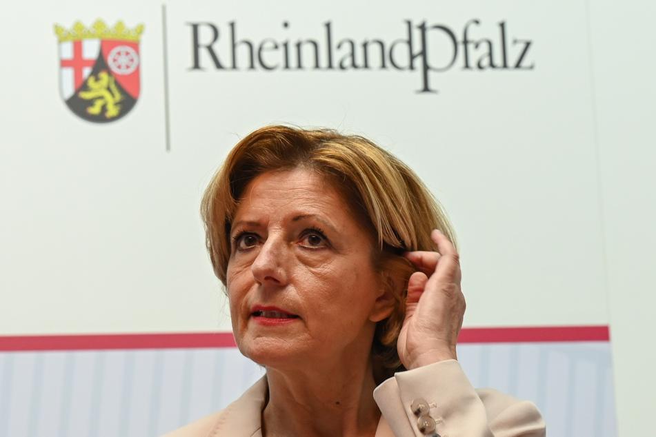 Malu Dreyer (SPD), Ministerpräsidentin des Landes Rheinland-Pfalz.