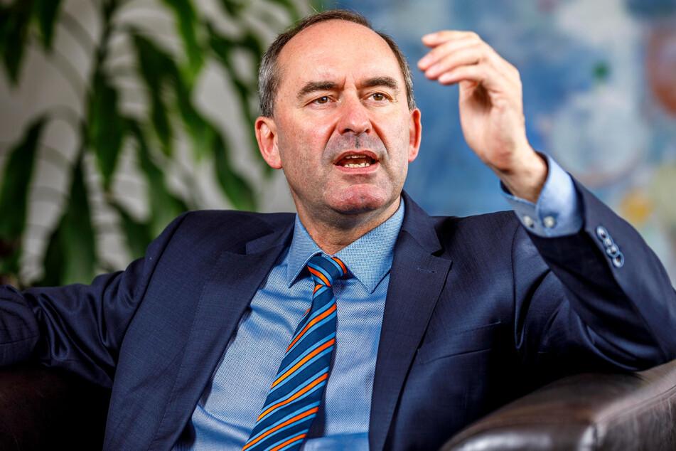 Hubert Aiwanger (50, FREIE WÄHLER) würde Nord Stream 2 anders nutzen wollen als geplant.