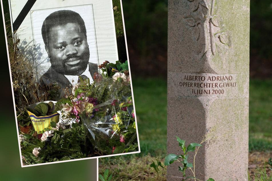 Adriano (†39) vor 21 Jahren totgeprügelt: Städte erinnern an Opfer rechter Gewalt
