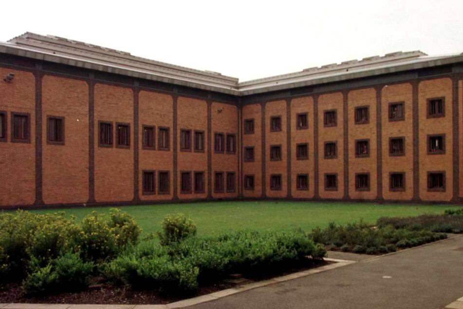 Das Belmarsh-Gefängnis im Südosten Londons, einst ein Hochsicherheitsgefängnis für IRA-Mitglieder.