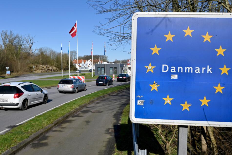 Der deutsch-dänische Grenzübergang wird bald geöffnet. (Archivbild)