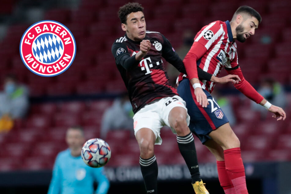 Müller rettet B-Elf des FC Bayern Unentschieden bei Atlético Madrid
