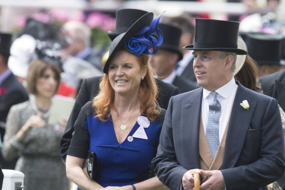 His ex-wife Sarah Ferguson (60), to whom he was married from 1986 to 1996, is also a redhead.