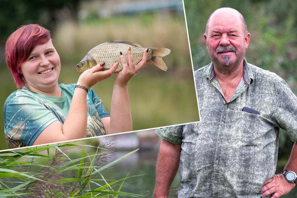 Dresden: Ein Fisch namens Emma: Mein Karpfen flutscht den Kormoranen aus dem Schnabel