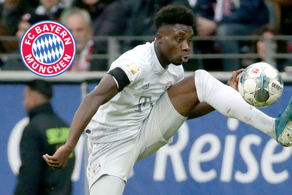 Bayern-Youngster Davies gesteht: Das ist sein großer Lebenstraum