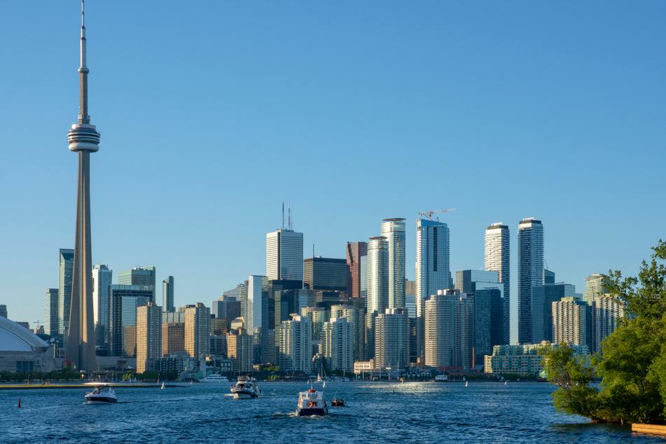 Toronto ist die größte Stadt Kanadas.