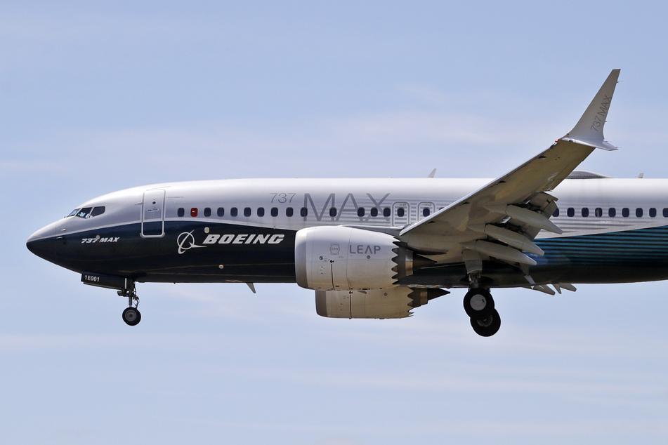 Wieder gab es einen Triebwerksausfall bei einer Boeing. (Symbolbild)