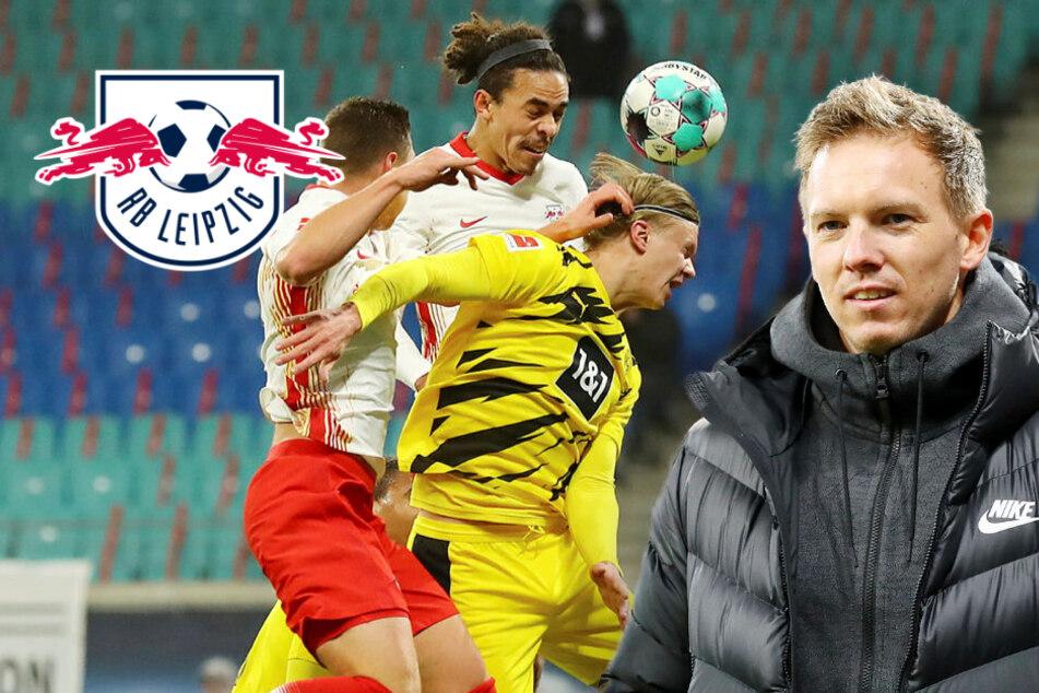 """""""Niemanden schonen, der gesund ist"""": Wie RB Leipzig den BVB-Toplauf mit aller Macht brechen will"""