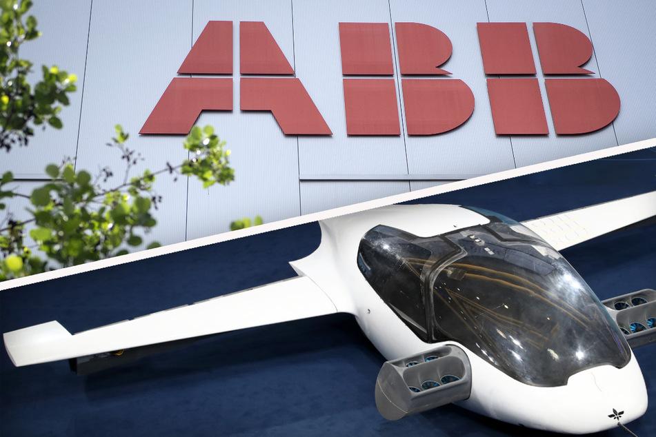 Der Flugtaxi-Hersteller Lilium wird vom Technologiekonzern ABB unterstützt.