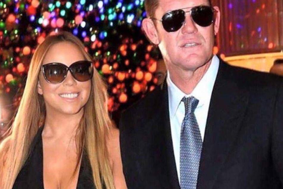 Mariah Carey und ihr Milliardär: Jetzt wird's ernst!