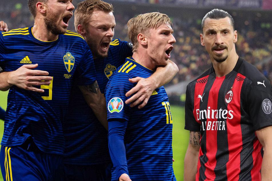 """Schweden bei EM ohne Ibrahimovic, aber Forsberg will dennoch """"Großes erreichen"""""""