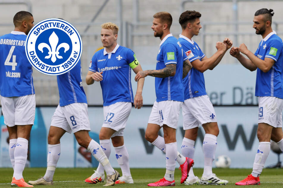 SV Darmstadt 98 eiskalt! Lilien bezwingen Hannover 96 in letzter Minute