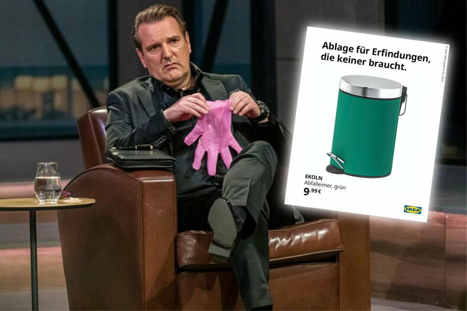 """Höhle der Löwen: Jetzt mischt auch noch Ikea mit! So grandios reagiert Möbelriese die auf """"Pinky Gloves"""""""