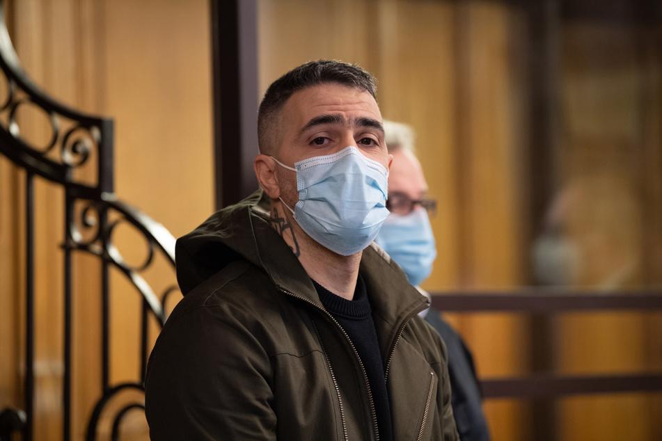 Bushido (42) sagt noch immer gegen seinen ehemaligen Geschäftspartner Arafat Abou-Chaker (44) aus.