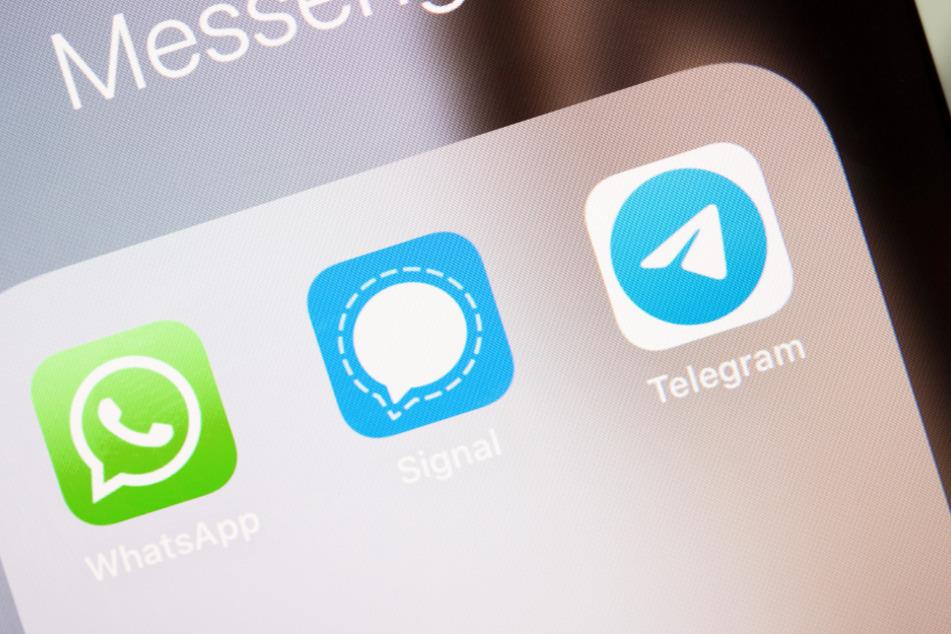 """Drogen und gefälschte Dokumente in """"Telegram""""-Gruppen angeboten: Groß-Razzia!"""