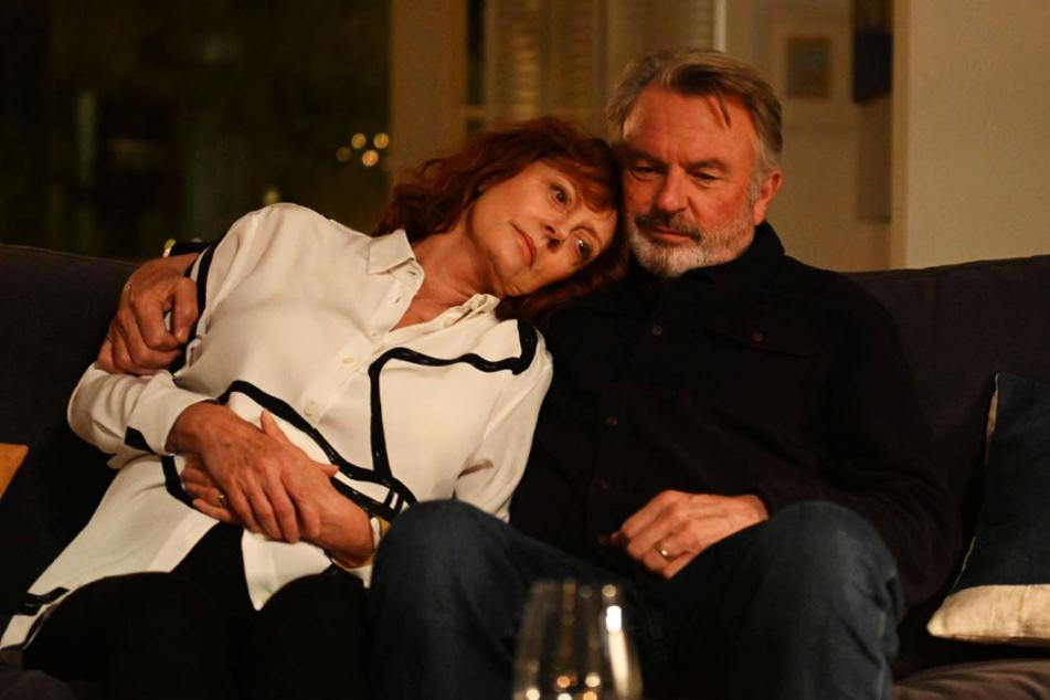 Lily (Susan Sarandon) und ihr herzlicher Mann Paul (Sam Neill) genießen ihre letzten gemeinsamen Tage.