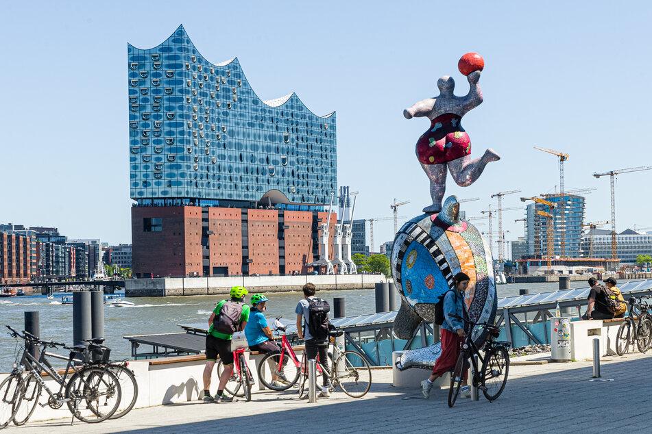 Wegen Corona-Krise! Hamburg ist im Städte-Ranking abgerutscht.