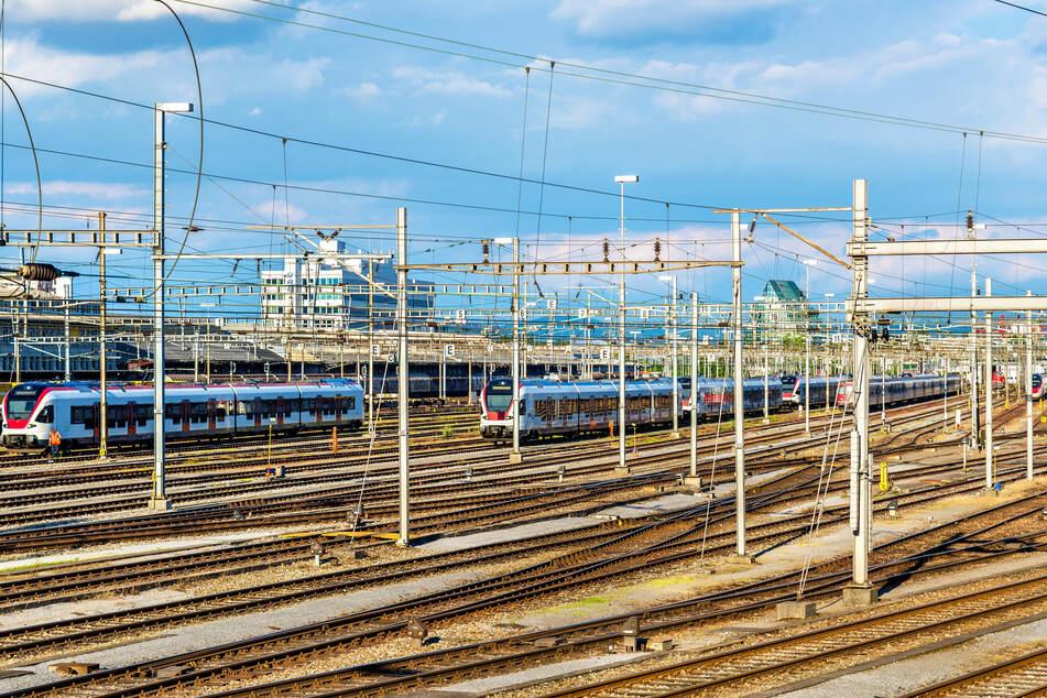 Die Tat passierte 2019 auf dem Bahnhof SBB in Basel in der Schweiz.