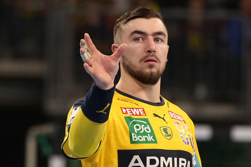 Coronavirus: Handball-Nationalmannschaft soll in Quarantäne