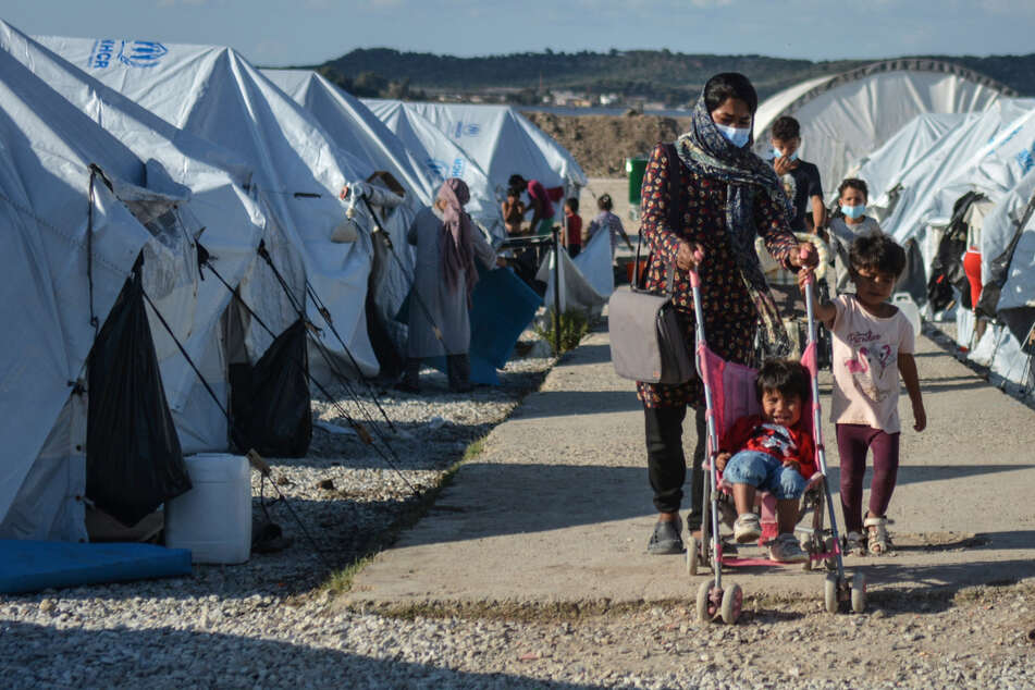 """""""Entsetzliche Zustände"""" in Flüchtlingslager: Babys werden von Ratten gebissen"""