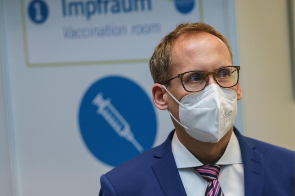 Hessens Landesgesundheitsminister Kai Klose (47, Grüne).