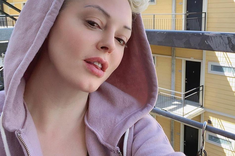 Rose McGowan (46) solidarisiert sich auf Instagram mit Britney Spears.
