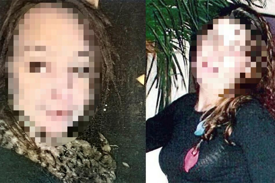 Die beiden Opfer Anja B. (†40, l.) und Maria D. (†43).