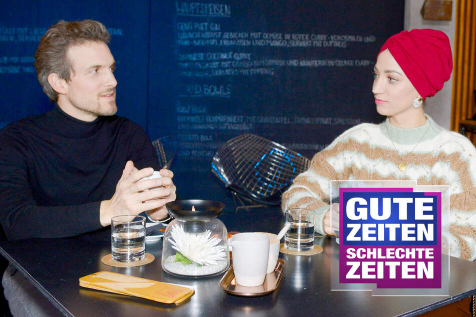 GZSZ: GZSZ: Felix und Nazan knutschen wieder! Hinter ihrem Kuss steckt ein Geheimnis