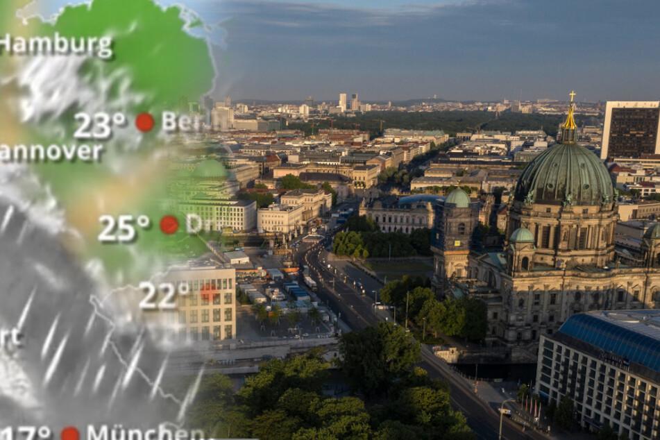 Bis zu 28 Grad: Der Sommer kommt nach Berlin