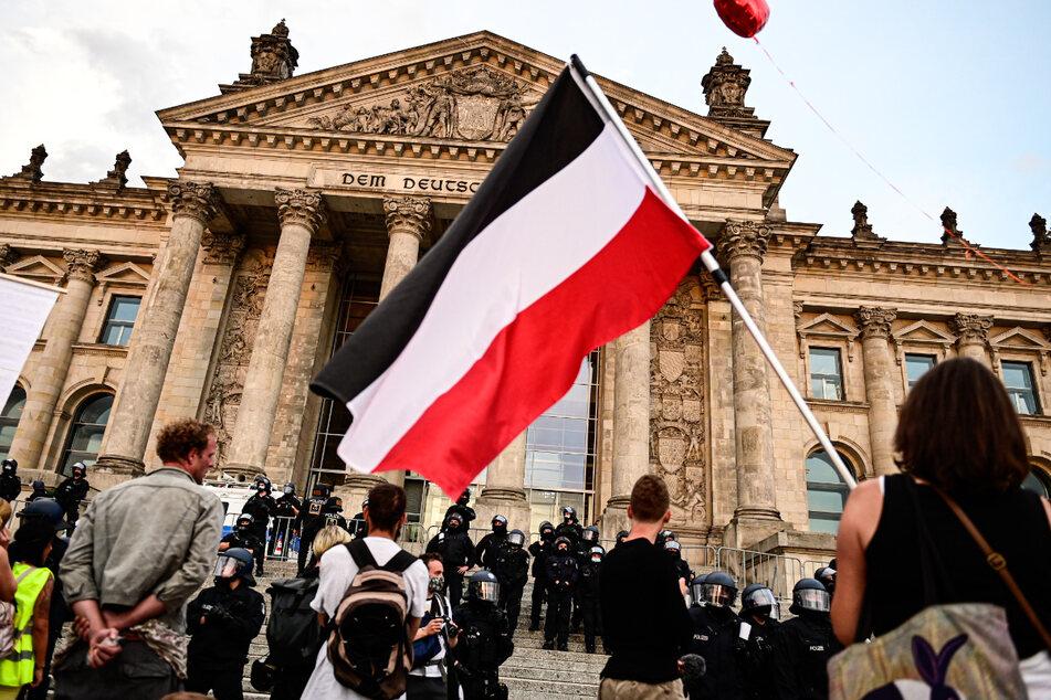 Jetzt auch Berlin: Teile der Corona-Protestbewegung im Visier des Verfassungsschutzes