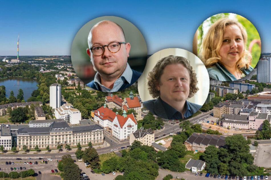 Chemnitz: Die Corona-Wunschliste der Chemnitzer Politiker