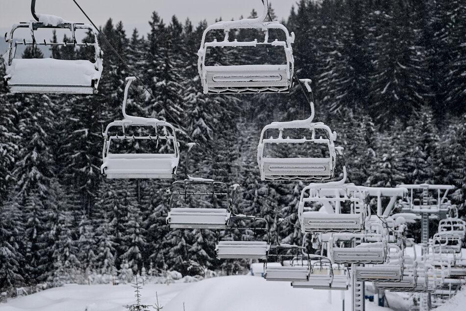 Schnee da, Lifte zu: Pandemie macht Wintertourismus zu schaffen