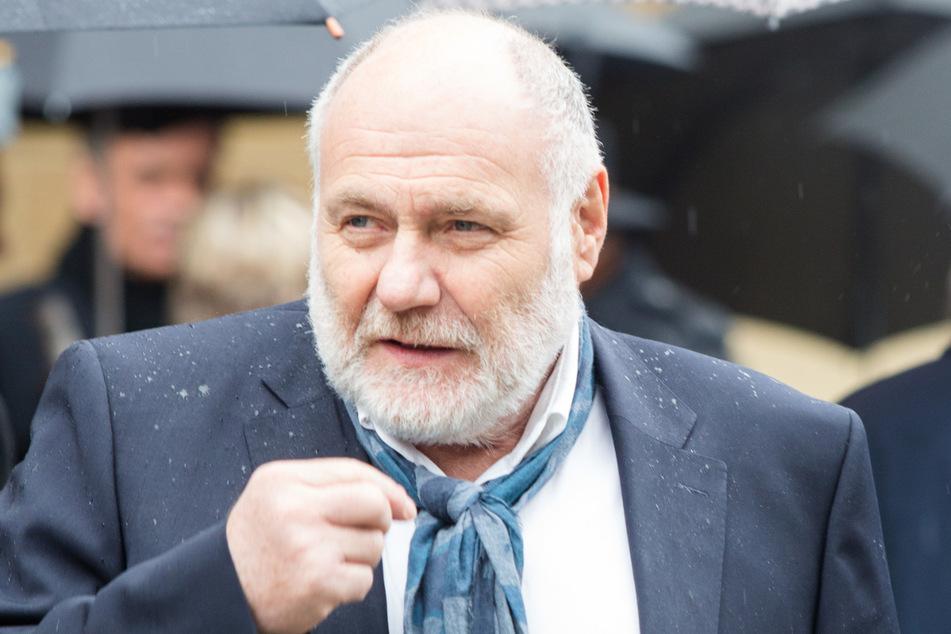 Vertritt Palmer nun als Anwalt: Rezzo Schlauch (73, Grüne).