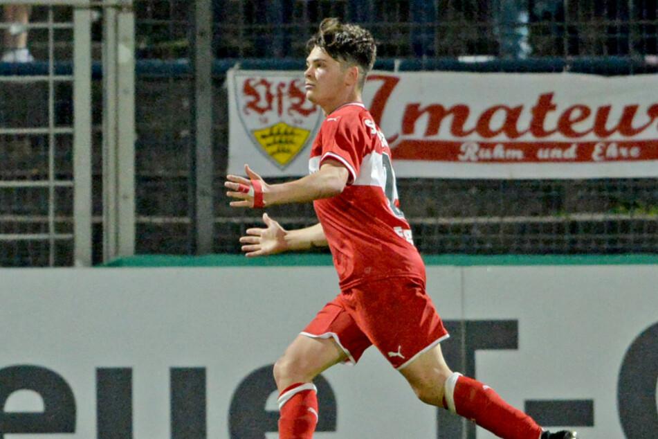 Unterschreibt langfristig beim VfB: LIlian Egloff.
