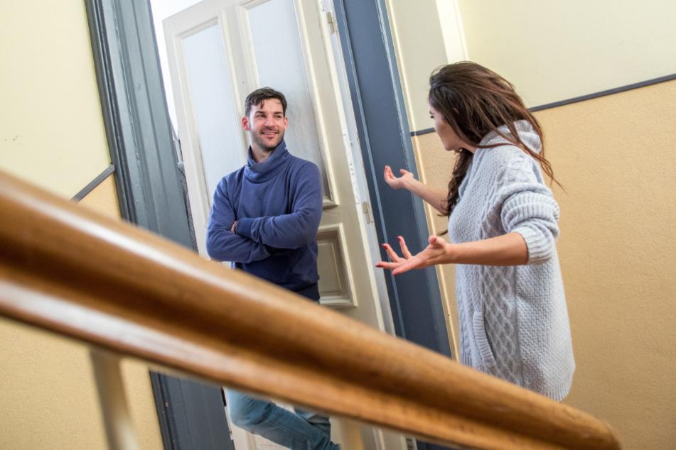 Krach im Wohnhaus: Vor allem Beschwerden über lärmende Mitbewohner führen zu Zerwürfnissen - da muss der Friedensrichter ran. (Symbolbild)