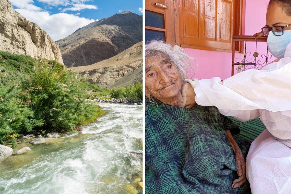 Coronavirus vaccine team potentially comes across the world's oldest woman!