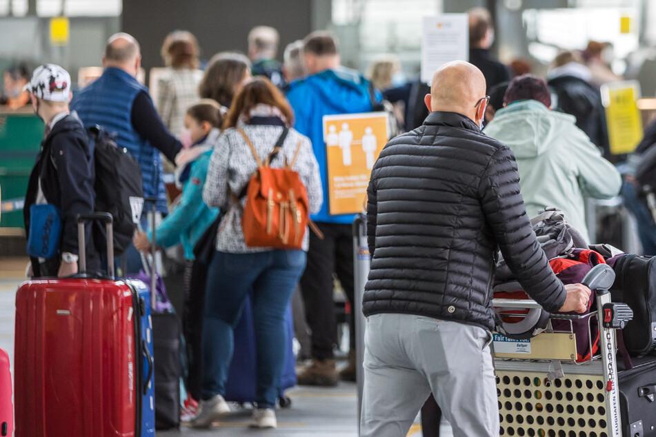 Dank vieler Urlaubsreisen: Leipzig als erster deutscher Flughafen über Vorkrisen-Niveau