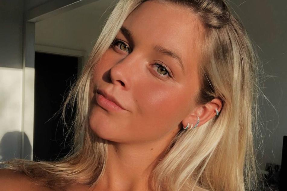 Anna-Maria (21) ist eine der Kandidatinnen bei GNTM.