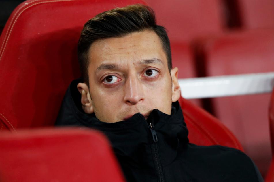 Mesut Özil (32) ist tief enttäuscht über die Nichtberücksichtigung für den Premier-League-Kader beim FC Arsenal London.