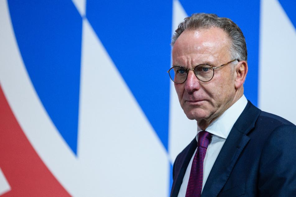Karl-Heinz Rummenigge, Vorstandschef des FC Bayern München.