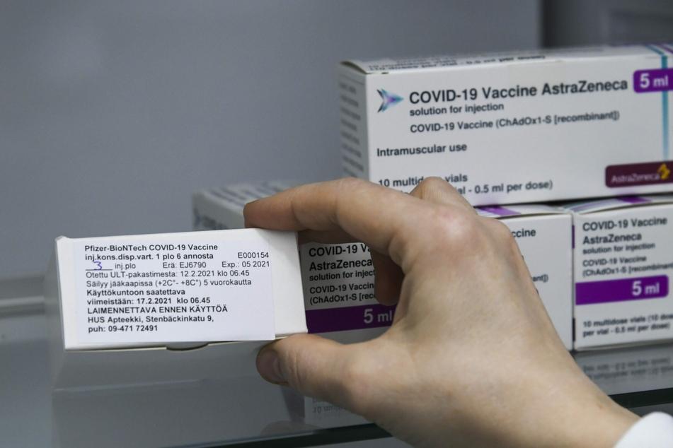 Lau EMA ein sicherer Impfstoff: Das Vakzin von AstraZeneca.